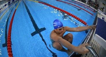 Santa Mônica Centro Educacional vence sete das 12 categorias da natação na piscina do Centro de Treinamento Olímpico da Aeronáutica