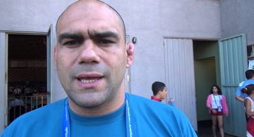 Símbolo máximo da luta olímpica, Antoine disputou vários esportes no Inter