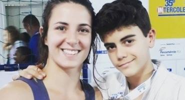 Sobrinho de Bárbara Timo, Eduardo Chianca fatura medalha de bronze no judô