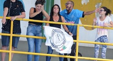 Torcida do Cesc tem participação decisiva na vitória do futsal sub-18 não federado masculino