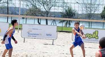 Triângulo domina o vôlei de praia com dois títulos nas quatro categorias