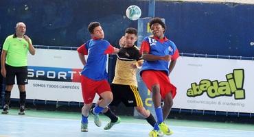 Um dos destaques da estreia do futsal, Seice conta com centro de formação e capacitação de atletas