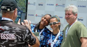 Vice-campeãs mundiais, Lorena e Rafaela confirmam favoritismo do Sistema Elite e faturam o título da categoria livre no vôlei de praia