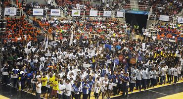 Volta do Desfile de Abertura do Intercolegial 2019 será no dia 5 de maio, a partir das 8h, na Arena Carioca 1