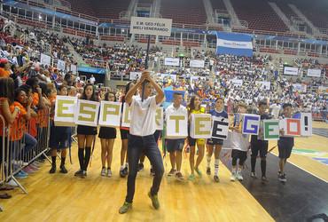 Após a disputa do primeiro semestre, Santa Mônica Centro Educacional lidera a classificação geral