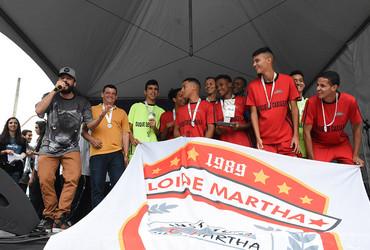 Campeão geral e da categoria livre, Santa Mônica Centro Educacional é o maior vencedor do Inter 2018