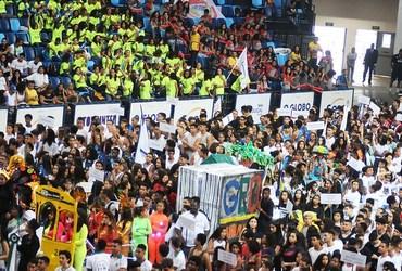 Com mais de seis meses de duração e disputas de 13 modalidades, Inter 2019 tem participação de mais de oito mil atletas de 210 escolas