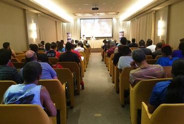 Congresso de Abertura dá início ao Intercolegial 2015