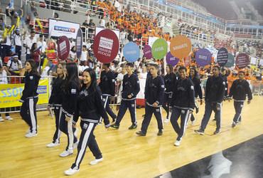 Desfile de Abertura do Intercolegial 2019 terá