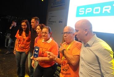 GEO Samaranch comemora bom desempenho com a conquista do Troféu Fair Play