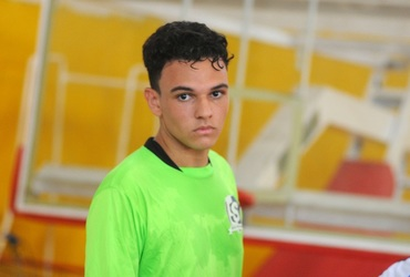 Muso da primeira rodada do futsal, Lorenzo quer seguir trabalhando com esportes, mas em outra área