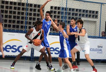 Promessa do Colégio Vasco da Gama, Ivan quer seguir os passos de seu ídolo, o grego Giannis Antetokounmpo, eleito o melhor jogador da NBA