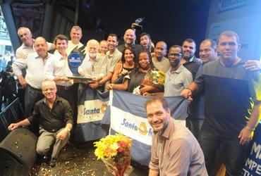Santa Mônica Centro Educacional comemora seu terceiro título geral no fechamento da temporada