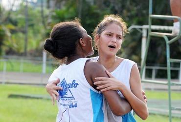 Simpática e bonita, Ana Goulart mostra todo seu talento e vai disputar final do vôlei de praia pelo Triângulo
