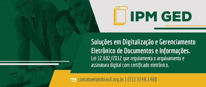 IPM Brasil Digitalização