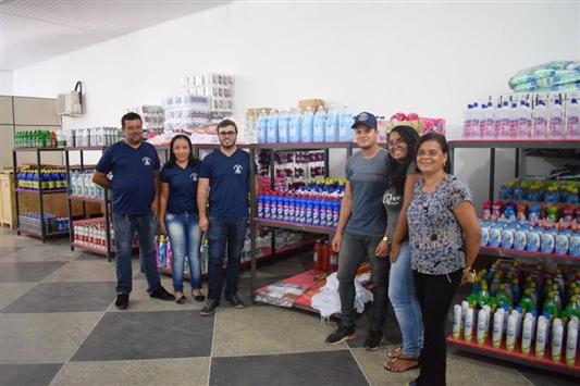 Prefeitura de João Dourado implanta almoxarifado central