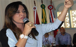 PRESIDENTE DA UPB SERÁ EMPOSSADA CONSELHEIRA DE DESENVOLVIMENTO SOCIAL E ECONÔMICO DA BAHIA