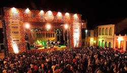 Festival de Lençóis deve atrair 30 mil pessoas à Chapada Diamantina