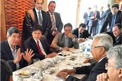 Governadores do Nordeste debatem Segurança Pública