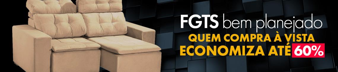 FGTS - Sua casa nova gastando menos