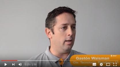 Gastón Waisman describe la implementación de Scrum en los equipos de Desarrollo de Plataforma 10