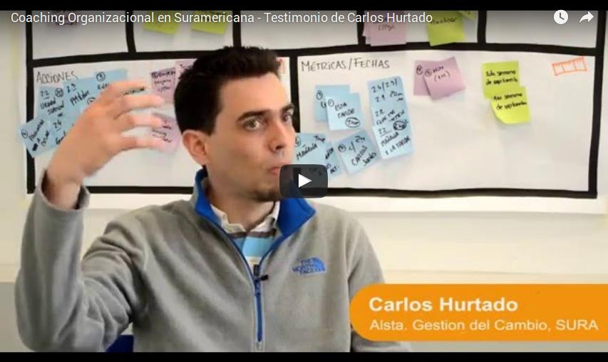 Carlos Hurtado nos cuenta su experiencia de trabajo con Kleer en Sura