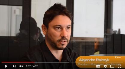 Alejandro Raiczyk describe el impacto del trabajo de Kleer en el área de Producto de Technisys