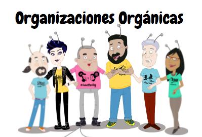 Organizaciones Orgánicas