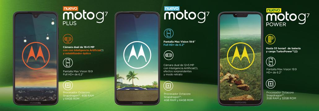 Banner Motorola