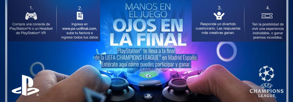 PS4 Champions