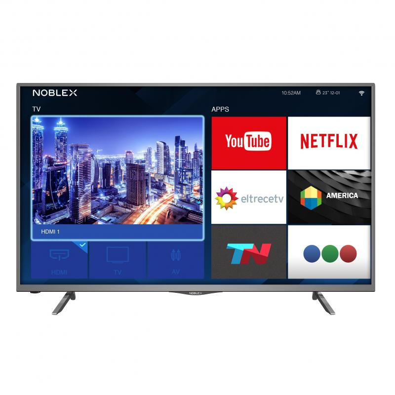 Tv Led Noblex 50 Full Hd Smart Ea50x6100 La Anonima Online