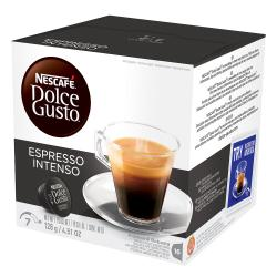 Cápsula Nescafe Dolce Gusto Espresso Intenso