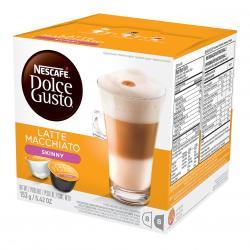 Cápsula Nescafe Dolce Gusto Latte Macchiato Light