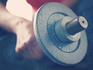 Programa Muscular no aplicativo da Suporte Saúde