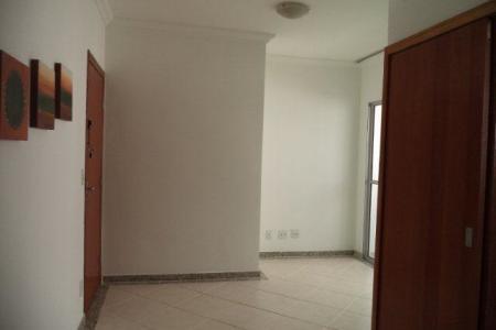 Excelente apartamento com aproximadamente 65m², ótima localização,  todo decorado. Constituído por 01 sala ampla para 02 ambientes, teto rebaixado em gesso, sanca iluminada, sacada, 02 quartos amplos, ótimos armários, banho social e suíte com bancada em granito, armário e box blindex, cozinha com bancada em granito e armários, área de serviço arejada, piso de todo o apartamento em cerâmica.  Prédio recuado, revestido em pastilhas de cerâmica, portão eletrônico, interfone, 03 pavimentos, 02 apto. por andar, 01 vaga de garagem para 02 carros de pequeno port. Localização: Próximo a Av. Tancredo neves e Av. Dos Engenheiros. Visitas acompanhadas.