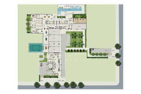 -Excelente localização- PRÉDIO: Totalmente revestido, projeto moderno e arrejado, próximo a bancos, hospitais, escolas, shopping, supermercados.  Loja com aproximadamente 76,81m² e 01 vaga de garagem.