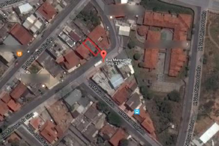 Ótima localização Próximo a Maria Beatriz, rua tranquila, fácil acesso. Lote com 420m² plano. Zoneamento ZAR 2. 22,5 de lateral direita e 25,0 de lateral esquerda. 17,0 m² de frente e 30,0 m² de fundos.    Atualizado em 25/07/2018.