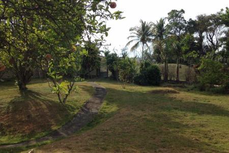 EXCELENTE LOCALIZAÇÃO  LOTE: Área de 1.400m², plano, todo murado, possui uma casa de apoio com 03 cômodos. Diversidade de árvores frutíferas, localizado aproximadamente 50 metros da lagoa da Pampulha.    Atualizado em 26/11/2018.