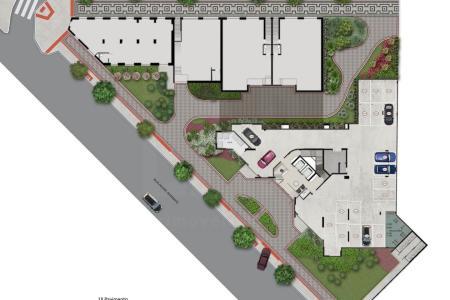 Empreendimento localizado em uma das principais vias da cidade, próximo de shopping. bancos, escolas, hospitais, clinicas e comércio em geral.  Entrega prevista para março/2020  Conjuntos comerciais, frente para rua, composto de lojas e salas. conjunto 01. Área de 284,85 m², sendo loja 01 com 140,79 m² e sala 201 com 144,06 m² - R$ 3.480.000,00 - conjunto 02. Área de 286,86 m², sendo loja 02 com 141,97 m² e sala 202 com 144,89 m² - R$ 3.510.000,00 conjunto 03. Área de 322,79 m², sendo loja com 111,05 m² e salas(02) 203 com 111,65 m² e 301 com 100,09 m² - R$3.390.000,00