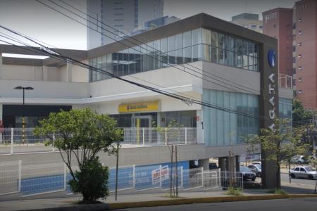 Localização - condomínio ágata Street Mall palmares, av. Bernardo Vasconcelos esquina com a rua José Cleto. Loja - 80m², fechamento em vidro temperado, piso em laminado e teto rebaixo em gesso.    Atualizado em 12/06/2018.