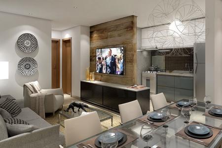 A comodidade de estar bem localizado: Adquirir um imóvel no empreendimento  é uma verdadeira conquista e um excelente investimento. São apartamentos de 2 quartos com um alto padrão de acabamento, localizados em uma região muito especial do Buritis.   Data prevista para a Conclusão da Obra: abril/2020   Quartos: 2 Metragem: 63m² (apartamento tipo) 83m² (área privativa) 126m² (cobertura) Suítes: 1 Vagas de Garagem: 2 Elevador: sim Área de lazer: piscina adulto e infantil, sauna, espaço fitness, espaço lounge e espaço gourmet    Atualizado em 08/11/2018.