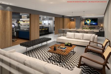 Apartamento de alto luxo no Santo Agostinhao    Atualizado em 23/10/2018.