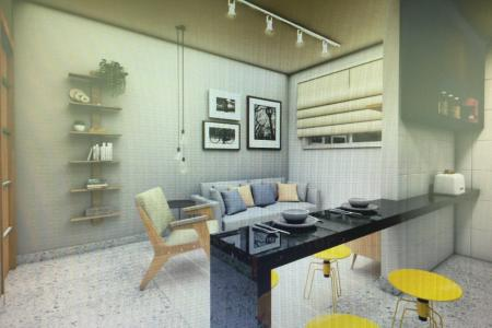 Entrega prevista para Abril / 2019 Localização Nobre Loja de frente para a rua e com área de aproximadamente 445 m². 11 vagas de garagem.    Atualizado em 18/09/2018.
