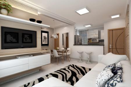 Localizado próximo ao comércio e escolas o empreendimento possui apartamentos de 85 à 205m², entre 3 e 4 quartos e entre 1 e 2 suítes, entre 3 e 4 banhos e entre 2 ou 3 vagas de garagem.