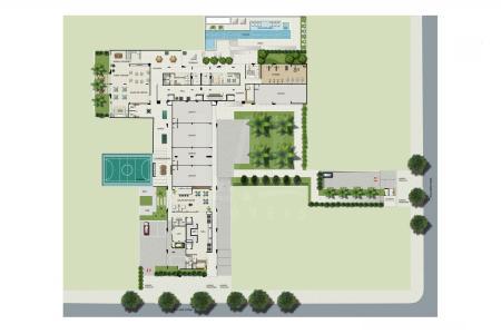 -Excelente localização- PRÉDIO: Totalmente revestido, projeto moderno e arrejado, próximo a bancos, hospitais, escolas, shopping, supermercados.  Loja com aproximadamente 82,39m² e 01 vaga de garagem.