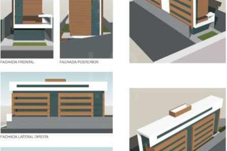 PRÉDIO: Frente revestida em cerâmica, laterais em textura, elevador, portão eletrônico, interfone, 03 vagas de garagem cobertas e demarcadas.  Sala com piso laminado e 02 banhos.  Área útil de 117,52m² + 50,52m² de terraço livre.