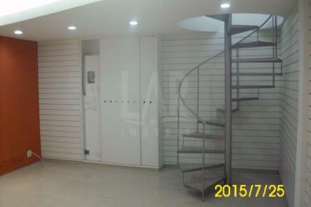 Venha fazer um bom negócio!!! Ótima localização em frente ao BH Shopping! Loja com mezanino - 47 m². Loja: fechamento em blindex.  Mezanino: piso em porcelanato.