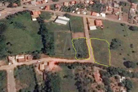 Lote com aproximadamente 457,70m² na zona rural de São Brás do Suaçui, próximo a estrada que liga São Brás a Tiradentes.