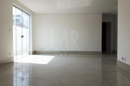 PREVISÃO DE ENTEGA JULHO /2016   LOCALIZAÇÃO PREVILEGIADA, PRÓXIMO A VÁRIOS TIPOS DE COMÉRCIO. Prédio: 100% revestido, com elevador, água e gás individualizados, aquecimento solar, portão eletrônico, interfone, sistema de segurança. 03 vagas de garagem paralelas.                   Área privativa: Sala para 02 ambientes com piso em porcelanato. 04 quartos sendo 02 suítes e 02 semi suítes, piso em porcelanato e bancada em granito, closet, lavabo íntimo e 1 lavabo social. Cozinha com piso em porcelanato e bancada em granito. Varanda. Área de serviço. Banho de empregada. Área externa descoberta com espaço goumet.