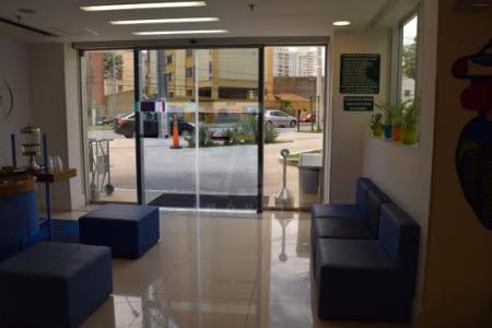HOTEL IBIS STYLE PAMPULHA, inaugurado em março de 2014 e administrado pela rede ACCOR. O hotel tem 208 modernos apartamentos, todos equipados com ar condicionado, banheira, TV de tela plana, WIFI grátis, minibar, telefone. Situado perto da Lagoa da Pampulha, na área de Belo Horizonte, e perto do aeroporto da Pampulha, próximos do hotel, encontram-se o estádio Mineirão, a Universidade Federal de Minas Gerais, a Cidade Administrativa e a USIMINAS. Obs.: Aceita permuta.
